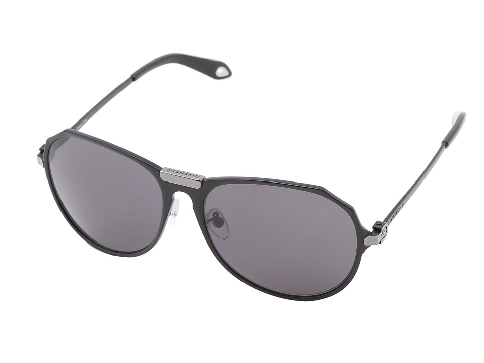 Givenchy - SGV A11 (Black Gun/Grey) Fashion Sunglasses