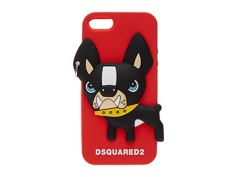 DSQUARED2 - Iphone 5 Cover (Red) Cell Phone Case
