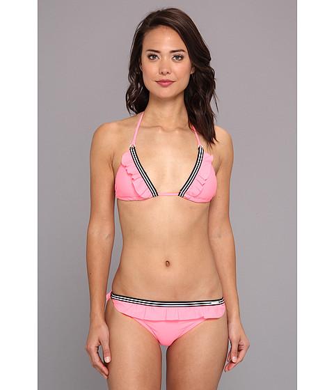 U.S. POLO ASSN. - Elastic Trim Bikini (Laser Pink) Women