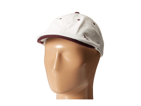 Original Penguin - Earl Logo Driving Cap (White) Caps