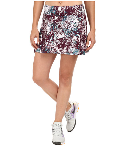 Skirt Sports - Gym Girl Ultra Skirt (Soiree Print) Women's Skort