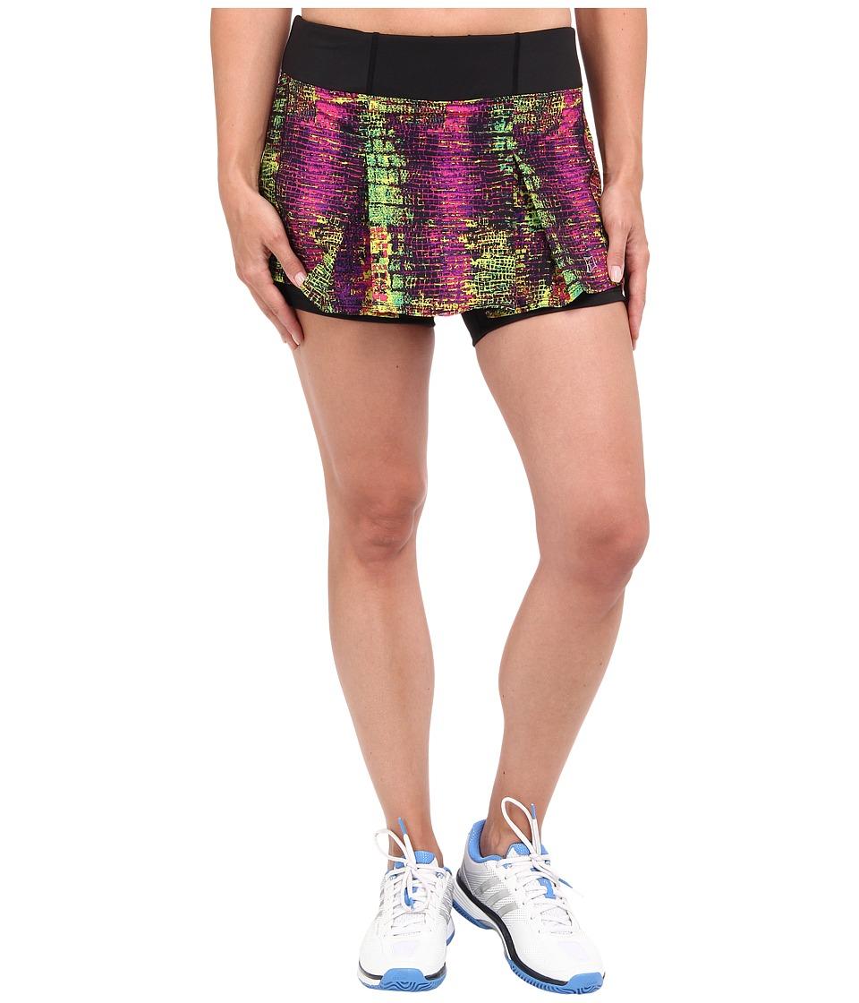 Skirt Sports - Jette Skirt (Snake Charmer Print) Women's Skort