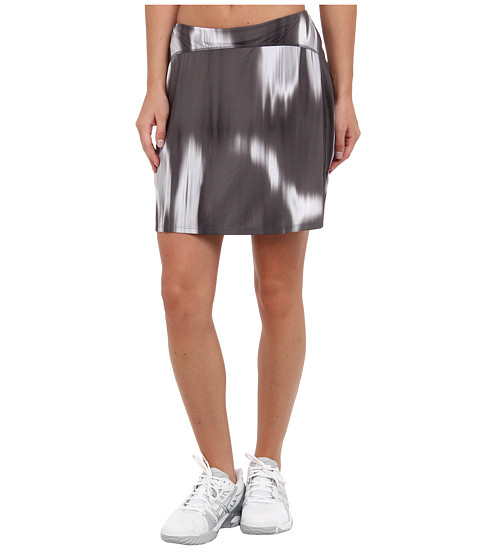 Skirt Sports - Happy Girl Skirt (Gotham Print) Women's Skort