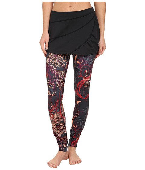 Skirt Sports - Heartbreaker Skirt (Black/Arya Print) Women