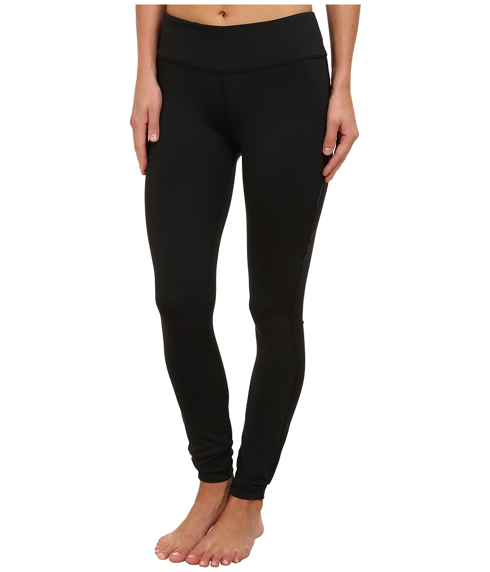 Skirt Sports - Go the Distance Tight (Black) Women's Workout