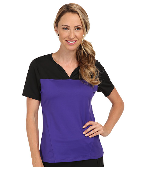 Skirt Sports - 261 Freedom Tee (Fearless Purple) Women