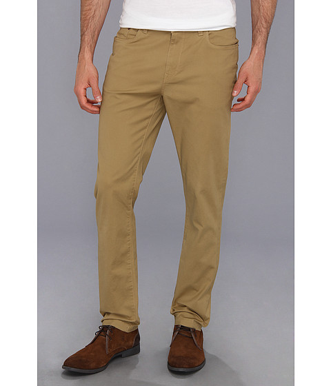 Ben Sherman - EC1 Five-Pocket Chino (Antique Bronze) Men