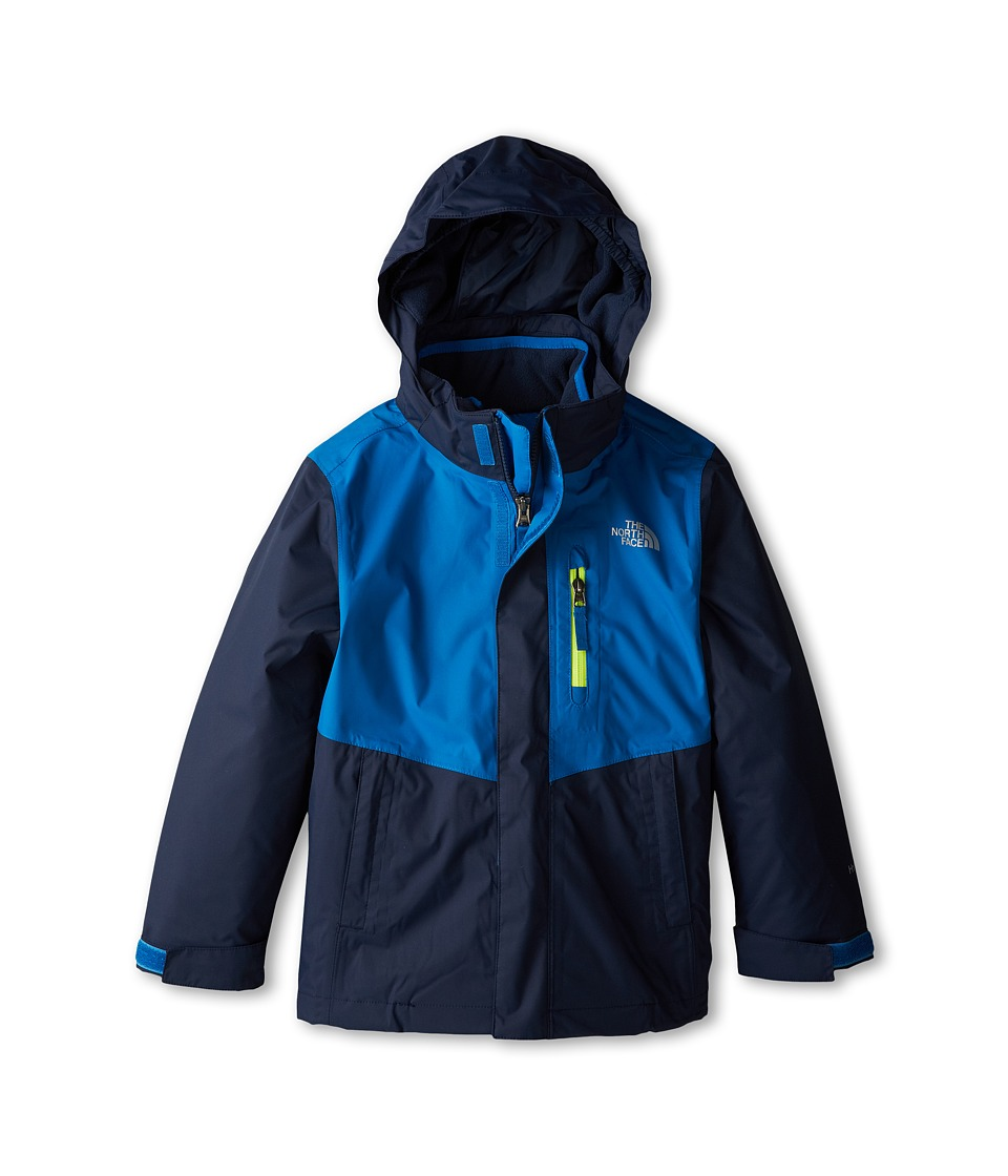 The North Face Kids - Reversible Sparker Triclimate Jacket (Little Kids/Big Kids) (Snorkel Blue) Boy's Clothing