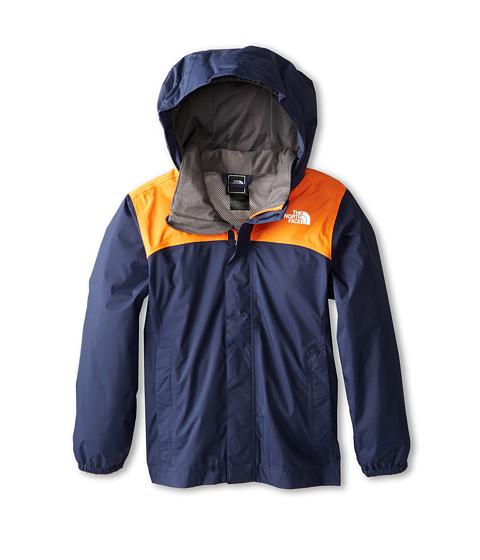 The North Face Kids - Resolve Reflective Jacket (Little Kids/Big Kids) (Cosmic Blue) Boy
