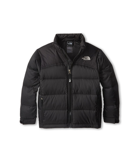 The North Face Kids - Nuptse II Jacket (Little Kids/Big Kids) (TNF Black) Boy