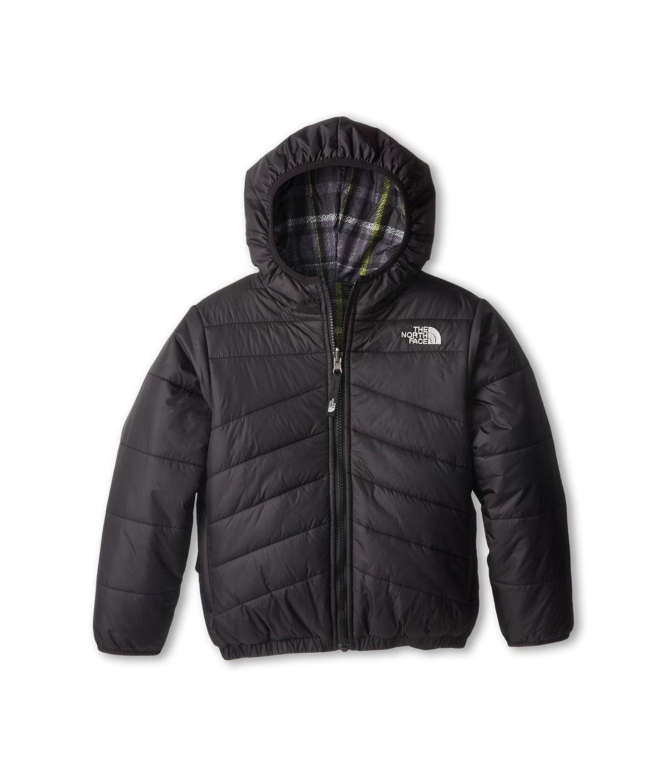 The North Face Kids - Reversible Perrito Jacket (Little Kids/Big Kids) (TNF Black) Boy's Jacket