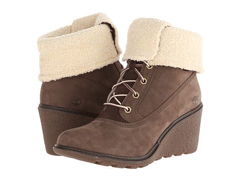 Timberland - Earthkeepers Amston Roll-Top (Dark Brown) Women