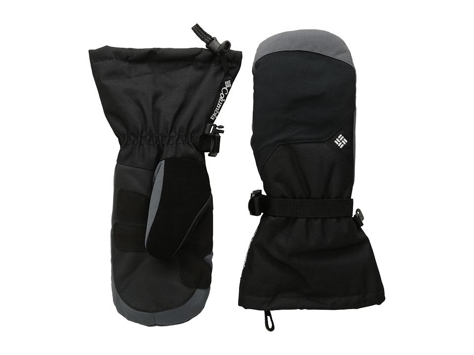 Columbia - Inferno Range Mitten (Black) Extreme Cold Weather Gloves