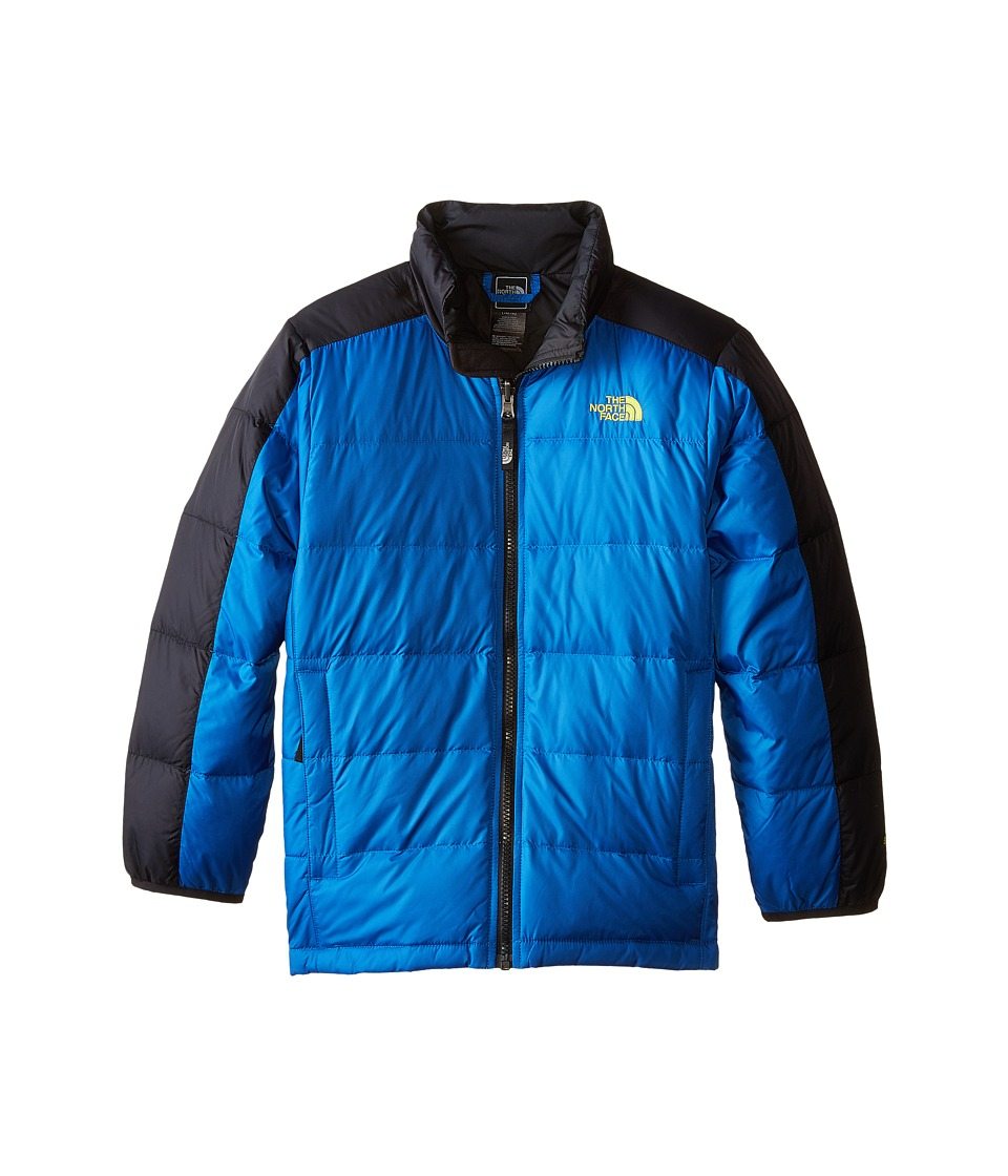 The North Face Kids - Aconcagua Jacket (Little Kids/Big Kids) (Snorkel Blue) Boy's Coat