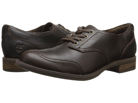 Timberland - Earthkeepers Savin Hill Lace Oxford (Dark Brown) Women