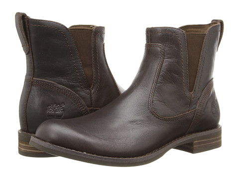 Timberland - Earthkeepers Savin Hill Chelsea (Dark Brown) Women
