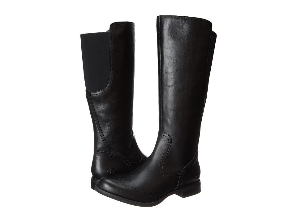Timberland - Savin Hill Tall boot with Gore (Black) Women