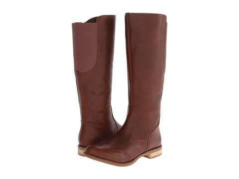 Timberland - Savin Hill Tall boot with Gore (Glazed Ginger) Women