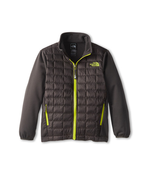 The North Face Kids - ThermoBall Hybrid (Little Kids/Big Kids) (Graphite Grey) Boy's Clothing