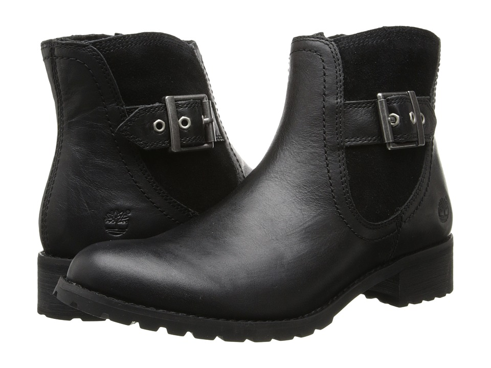 Timberland Earthkeepers Bethel Ankle Boot (Black) Women