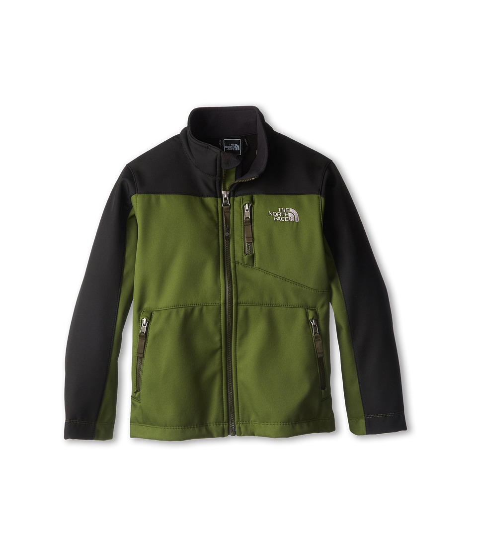 The North Face Kids - TNF Apex Bionic Jacket (Little Kids/Big Kids) (Scallion Green) Boy