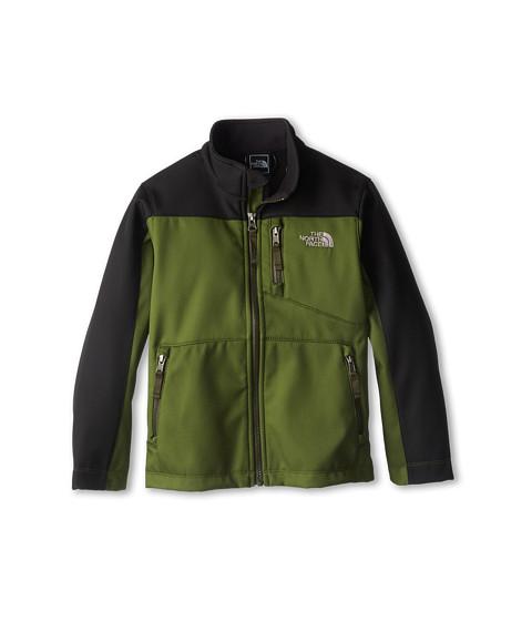 The North Face Kids - TNF Apex Bionic Jacket (Little Kids/Big Kids) (Scallion Green) Boy's Coat