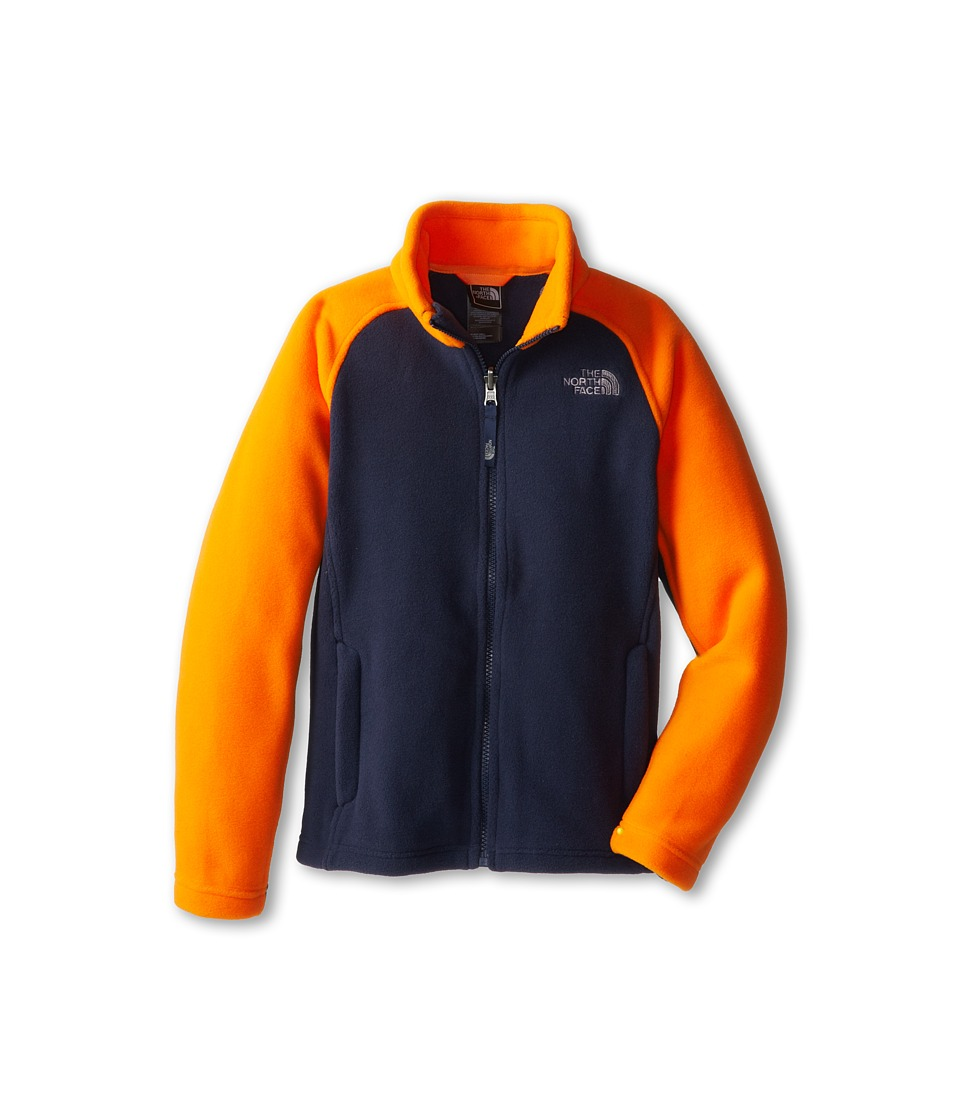 The North Face Kids - Khumbu 2 Jacket (Little Kids/Big Kids) (Cosmic Blue) Boy's Clothing