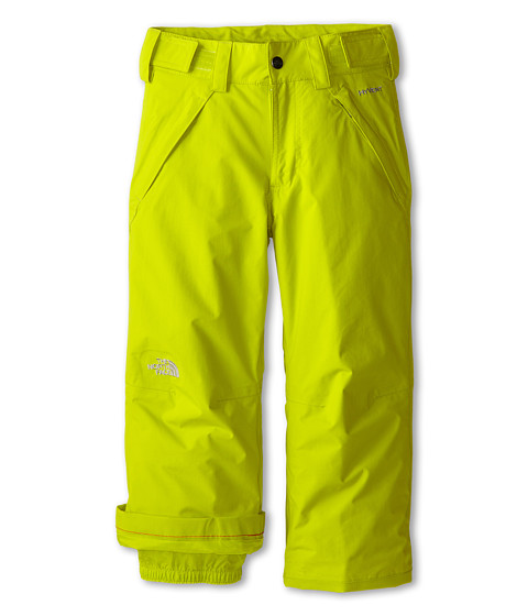 The North Face Kids - Freedom Insulated Pant (Little Kids/Big Kids) (Venom Yellow) Boy's Clothing