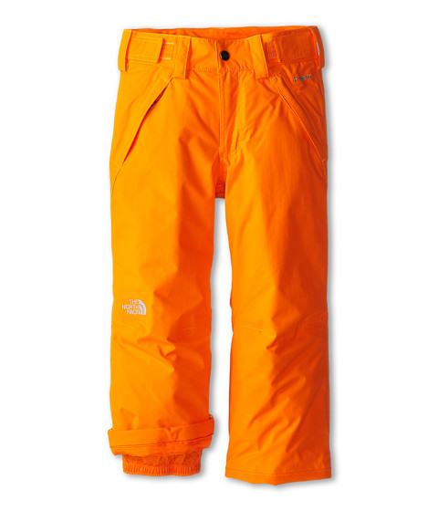 The North Face Kids - Freedom Insulated Pant (Little Kids/Big Kids) (Peel Orange) Boy