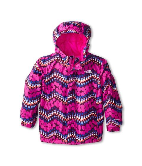 The North Face Kids - Insulated Avery Jacket (Toddler) (Parlour Purple) Girl