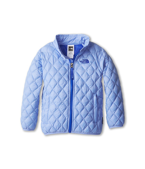The North Face Kids - ThermoBall Full Zip Jacket (Toddler) (Dynasty Blue) Girl