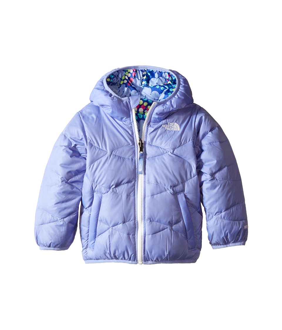 The North Face Kids - Reversible Moondoggy Jacket (Toddler) (Dynasty Blue) Girl's Jacket