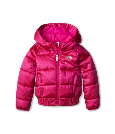 The North Face Kids - Hey Mama Bomba Jacket (Toddler) (Azalea Pink) Girl