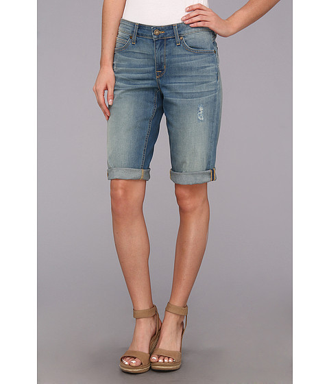 CJ by Cookie Johnson - Honor Roll-Up Bermuda Short in McKnight (McKnight) Women's Shorts