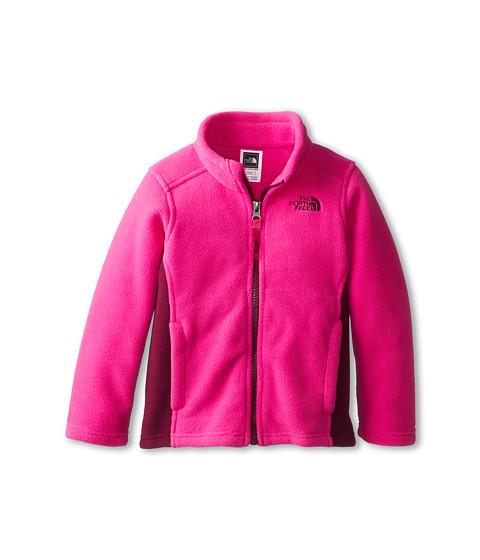 The North Face Kids - Khumbu 2 Jacket (Toddler) (Azalea Pink/Parlour Purple) Girl