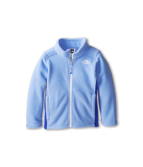 The North Face Kids - Khumbu 2 Jacket (Toddler) (Dynasty Blue/Vibrant Blue) Girl