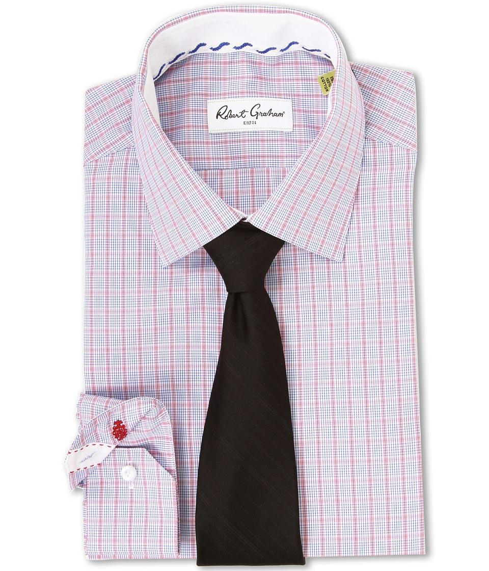 Robert Graham - Ben Dress Shirt (Berry) Men