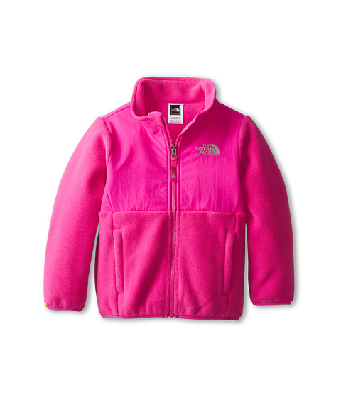 The North Face Kids - Denali Jacket (Toddler) (Recycled Azalea Pink) Girl's Coat