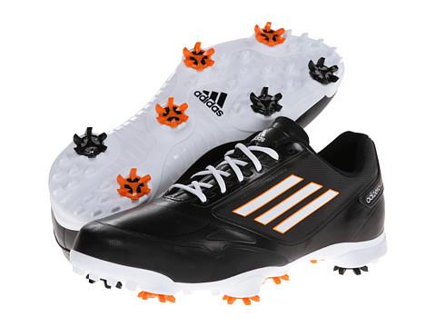 adidas Golf - adiZero One (Black/Running White/Zest) Men