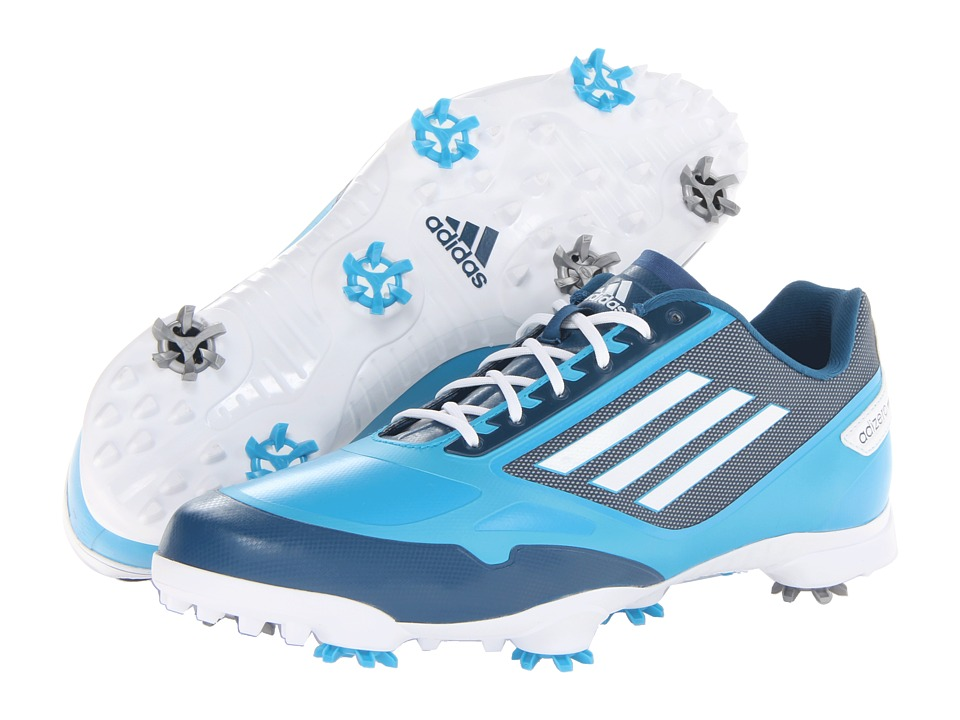 adidas Golf - adiZero One (Solar Blue/Running White/Tribe Blue) Men