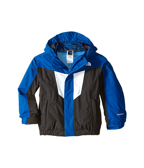 The North Face Kids - Vortex Triclimate Jacket (Toddler) (Snorkel Blue) Boy's Coat