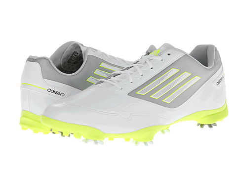 adidas Golf - adiZero One (Running White/Running White/Electricity) Men