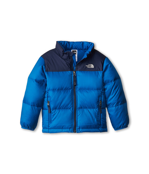 The North Face Kids - Nuptse II Jacket (Toddler) (Snorkel Blue) Boy