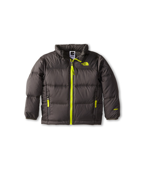 The North Face Kids - Nuptse II Jacket (Toddler) (Graphite Grey) Boy