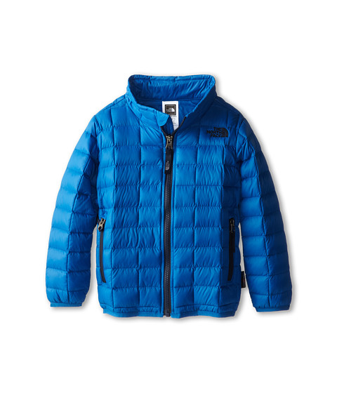 The North Face Kids - ThermoBall Full Zip Jacket (Toddler) (Snorkel Blue) Boy's Jacket