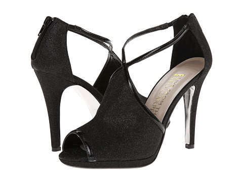 E! Live from the Red Carpet - Edwina (Black Flash) Women's Dress Sandals