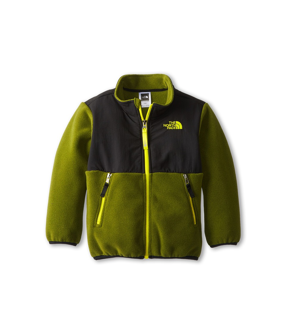 The North Face Kids - Denali Jacket (Toddler) (Recycled Scallion Green) Boy's Coat