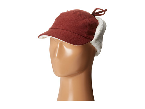 Columbia - Kazoo Earflap Hat (Red Rocks) Traditional Hats