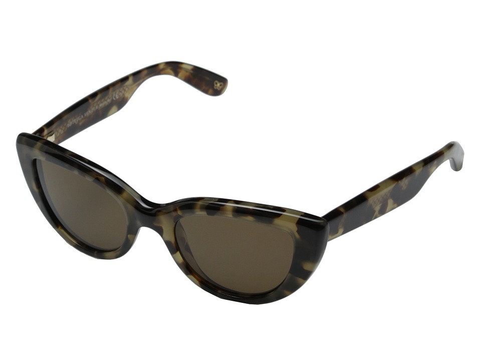 Bottega Veneta - BV 269/S (Khaki/Brown Gradient) Fashion Sunglasses