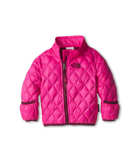 The North Face Kids - ThermoBall Jacket (Infant) (Azalea Pink) Kid